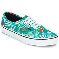 Schoenen Lage sneakers Vans AUTHENTIC Blauw / Imprimé / Tropical
