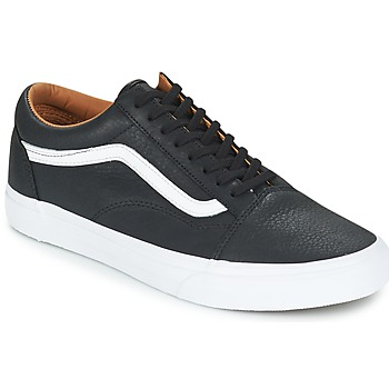 Schoenen Heren Lage sneakers Vans OLD SKOOL Zwart / Wit