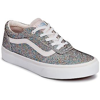 Schoenen Kinderen Lage sneakers Vans MILTON Paillettes / Multikleuren