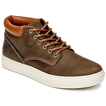 Schoenen Heren Hoge sneakers Timberland ADVENTURE 2.0 CUPSOLE CHK Brown