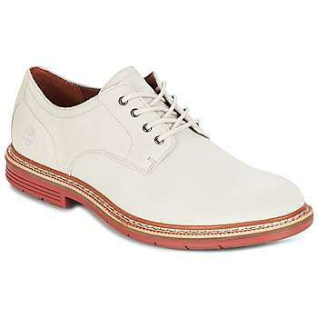Schoenen Heren Derby Timberland NAPLES TRAIL OXFORD Wit