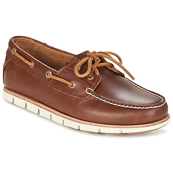 Schoenen Heren Bootschoenen Timberland TIDELANDS 2 EYE Brown