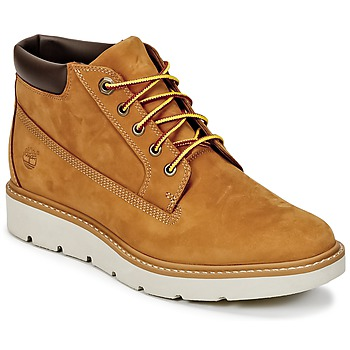Schoenen Dames Laarzen Timberland KENNISTON NELLIE Beige / Brown
