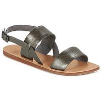 Schoenen Dames Sandalen / Open schoenen Timberland CAROLISTA SLINGBACK Grijs