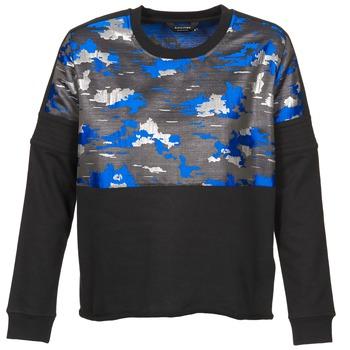 Textiel Dames Sweaters / Sweatshirts Eleven Paris FORTEX Zwart / Blauw