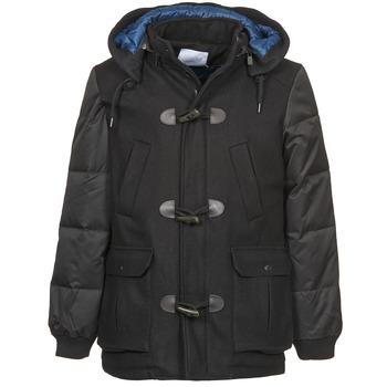 Textiel Heren Mantel jassen Eleven Paris KINCI Zwart