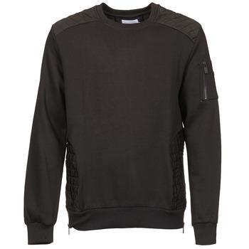 Textiel Heren Sweaters / Sweatshirts Eleven Paris KOUK Zwart