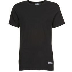 Textiel Heren T-shirts korte mouwen Eleven Paris HALIF Zwart