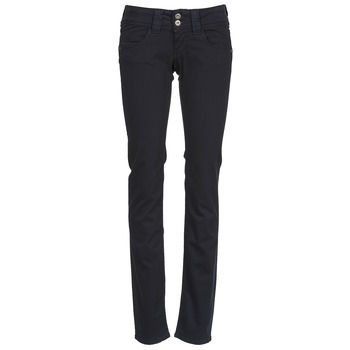 Textiel Dames 5 zakken broeken Pepe jeans VENUS Zwart / 999
