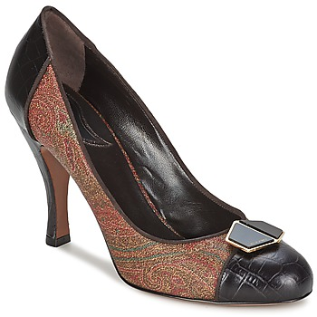 Schoenen Dames pumps Etro 3074 Brown