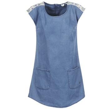 Textiel Dames Korte jurken Roxy AFTERSURFING Blauw