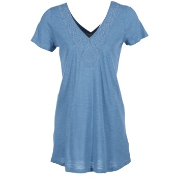 Textiel Dames Korte jurken Roxy DUSTIN Blauw
