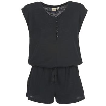 Textiel Dames Jumpsuites / Tuinbroeken Roxy ALWAYS ON MY MIND Zwart