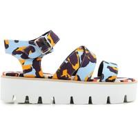 Schoenen Dames Sandalen / Open schoenen Msgm 2042MDS62 014 multicolore