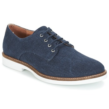 Schoenen Heren Derby Selected DAXEL Marine