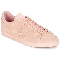 Schoenen Dames Lage sneakers Le Coq Sportif CHARLINE NUBUCK Roze