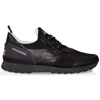 Schoenen Heren Lage sneakers Hogan HXM2610U390D8D0XCR nero