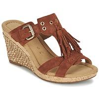 Schoenen Dames Sandalen / Open schoenen Gabor MULETTE Brown