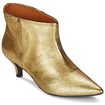Schoenen Dames Low boots RAS ESPE Gold