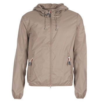 Textiel Heren Windjacken U.S Polo Assn. UPSA TAUPE