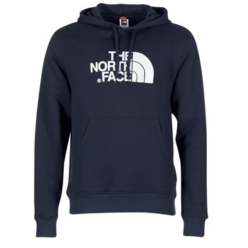 Textiel Heren Sweaters / Sweatshirts The North Face DREW PEAK PULLOVER HOODIE Marine