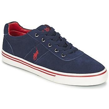 Schoenen Heren Lage sneakers Ralph Lauren HANFORD Marine
