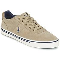 Schoenen Heren Lage sneakers Polo Ralph Lauren HANFORD Taupe