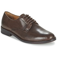 Schoenen Heren Derby Ralph Lauren MOLLINGTON Brown