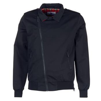 Textiel Heren Wind jackets Harrington HARRINGTON ELVIS Zwart