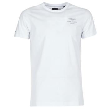 Textiel Heren T-shirts korte mouwen Hackett VEZINO Wit