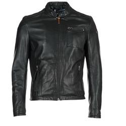 Textiel Heren Leren jas / kunstleren jas Redskins SADLER Zwart