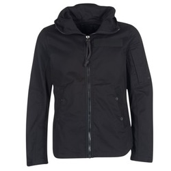 Textiel Heren Wind jackets G-Star Raw BATT HDD Zwart