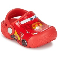 Schoenen Kinderen Klompen Crocs Crocs Funlab Light CARS 3 Movie Clog Rood