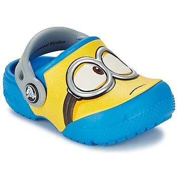 Schoenen Kinderen Klompen Crocs Crocs Funlab Despicalbe me 3 Blauw