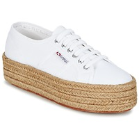Schoenen Dames Lage sneakers Superga 2790 COTROPE W Wit