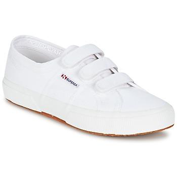 Schoenen Lage sneakers Superga 2750 COT3 VEL U Wit