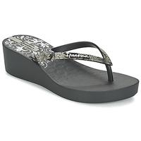 Schoenen Dames Slippers Ipanema ART DECO III Zwart