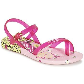 Schoenen Meisjes Sandalen / Open schoenen Ipanema FASHION SANDAL IV KIDS Roze
