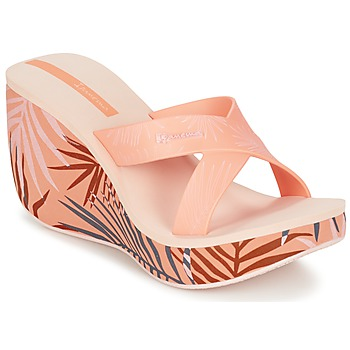 Schoenen Dames Leren slippers Ipanema LIPSTICK STRAPS III Orange