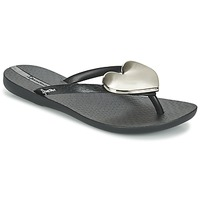 Schoenen Dames Slippers Ipanema MAXI FASHION II Zwart