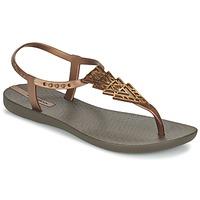 Schoenen Dames Sandalen / Open schoenen Ipanema CHARM IV SANDAL Brons / Brown