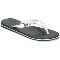 Schoenen Heren Slippers Ipanema CLASSICA BRASIL II Zwart / Wit