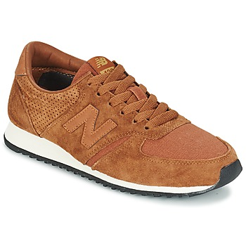 Schoenen Lage sneakers New Balance U420 Brown