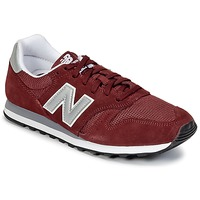 Schoenen Lage sneakers New Balance ML373 Bordeaux