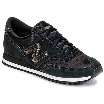 Schoenen Dames Lage sneakers New Balance CW620 Zwart