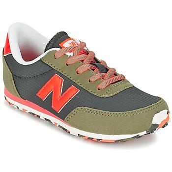 Schoenen Kinderen Lage sneakers New Balance KL410 Groen / Grijs / Orange