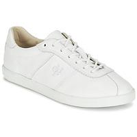 Schoenen Dames Lage sneakers Marc O'Polo JAPOULIA Wit
