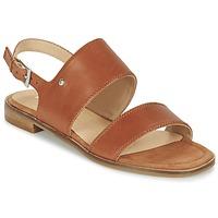Schoenen Dames Sandalen / Open schoenen Marc O'Polo MIKILOP COGNAC