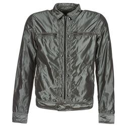 Textiel Heren Wind jackets Diesel J-BINTUR Grijs