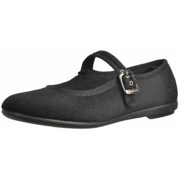 Schoenen Dames Sneakers Vulladi 34614 Zwart
